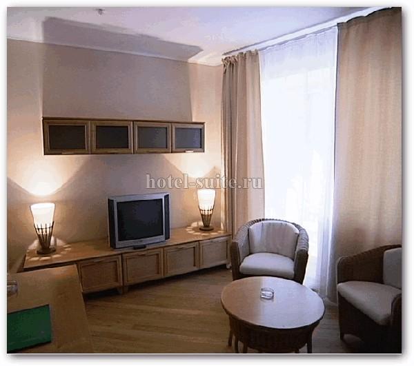 Подмосковье - VIP-отель